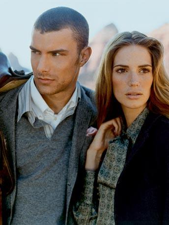 ...стиля casual в романтический, smart casual и даже